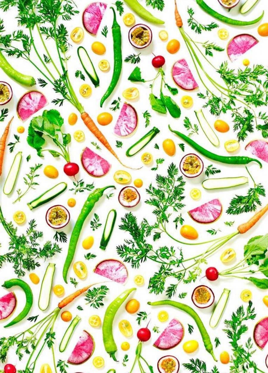 Colorful Healthy Food Arrangements Food Cartoon Healthy Recipes Food Patterns