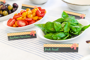 Photo of Pasta Bar Quick Dinner Ideas/Recipes –