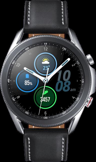 Samsung Galaxy Watch 3 41mm Sammobile In 2020 Samsung Smart Watch Samsung Galaxy Smart Watch