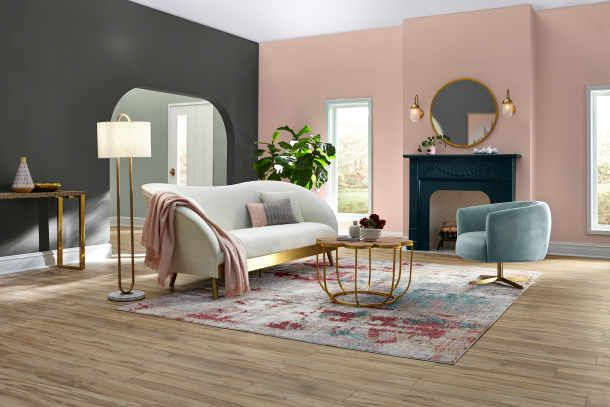 HGTV HOME By Sherwin-Williams\u0027 Color of the Year Is So Calm Paint