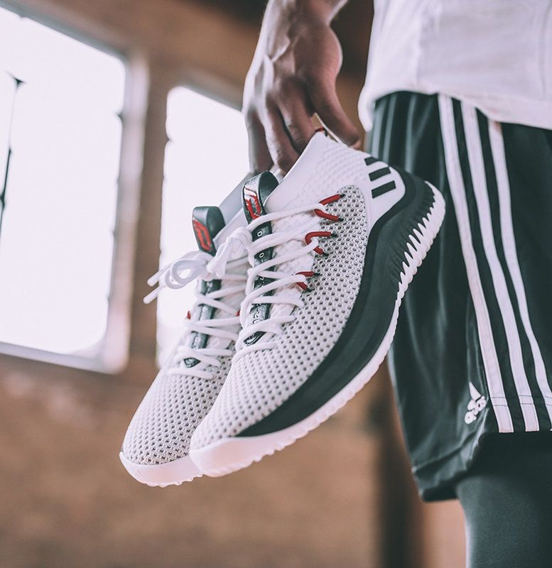 official site great prices official supplier adidas Basketball Damian Lillard Dame 4 | Sneakers: adidas ...