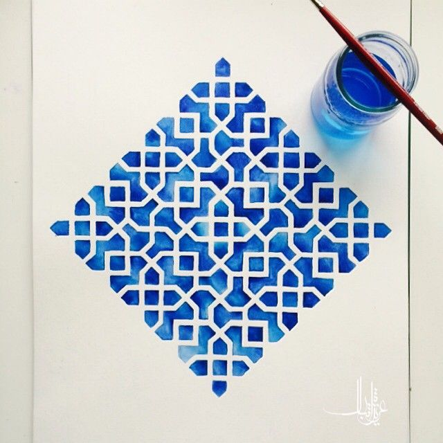 Instagram Photo By Azizaesque Via Ink361 Com Islamic Art