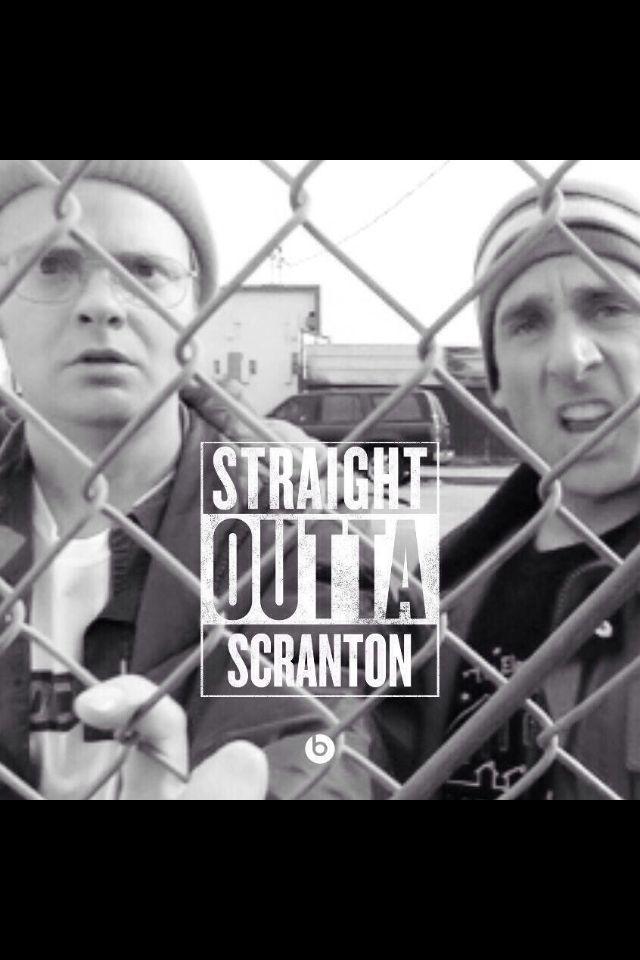 cf935b4d4f857 ain't no party like a scranton party | TV & Movies | Scranton the ...