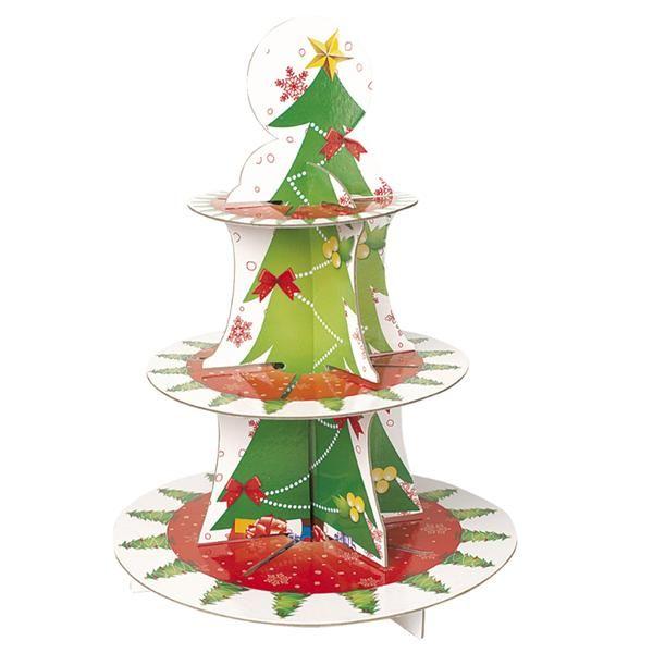 Base 3 Pisos Cupcakes Navidad http://www.airedefiesta.com/product/6035/0/0/1/1/Base-3-Pisos-Cupcakes-Navidad.htm