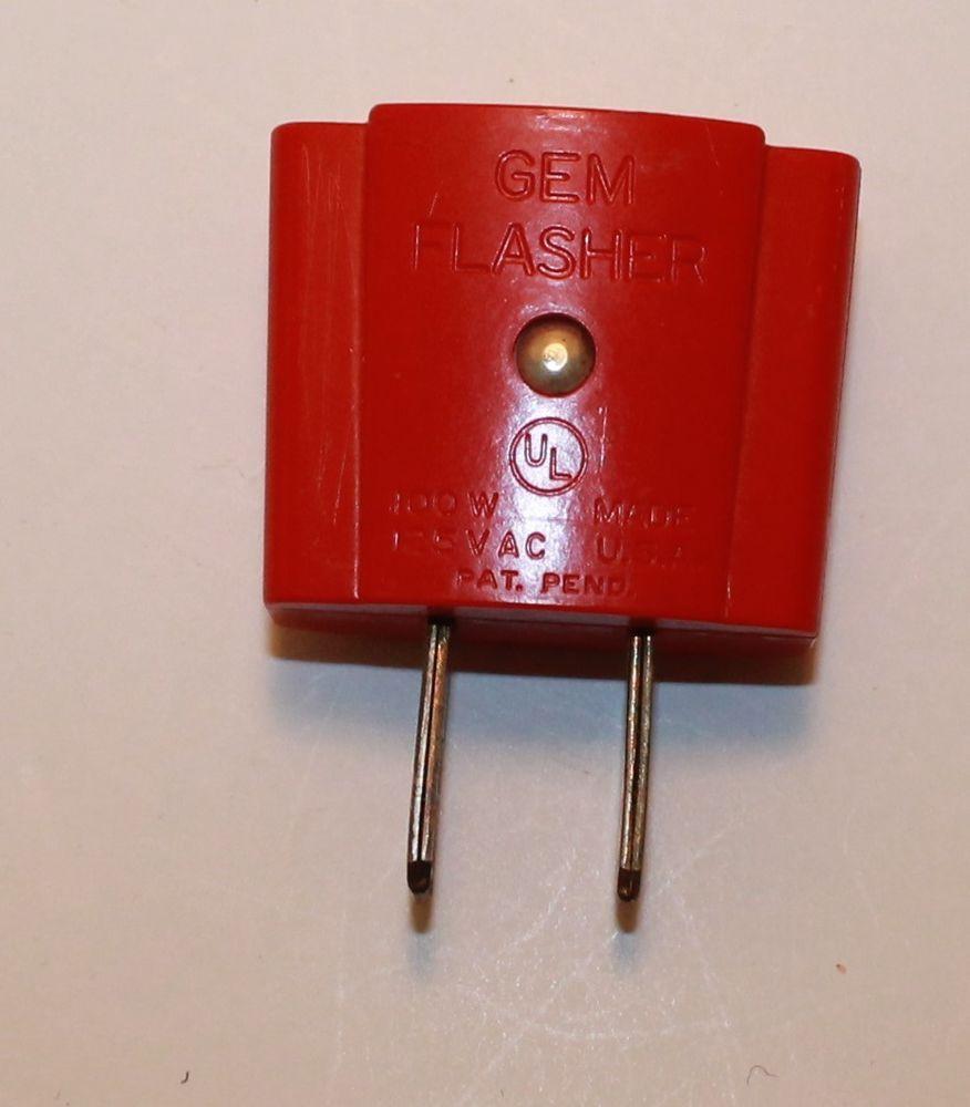 Decoratingspecial Com: Blinker Plug For Christmas Lights