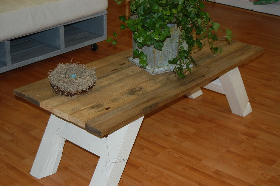 Farmhouse Coffee Table. Standard Size: 32 inches x 48 ...