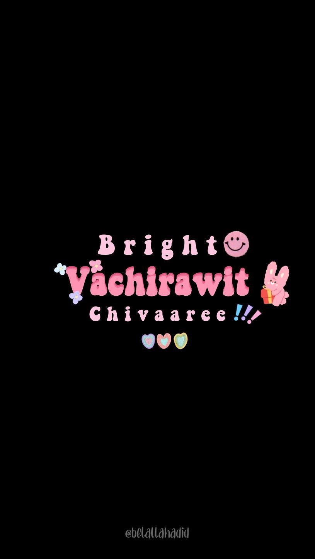 Bright Vachirawit Wallpaper Gambar Gambar Mode Stiker