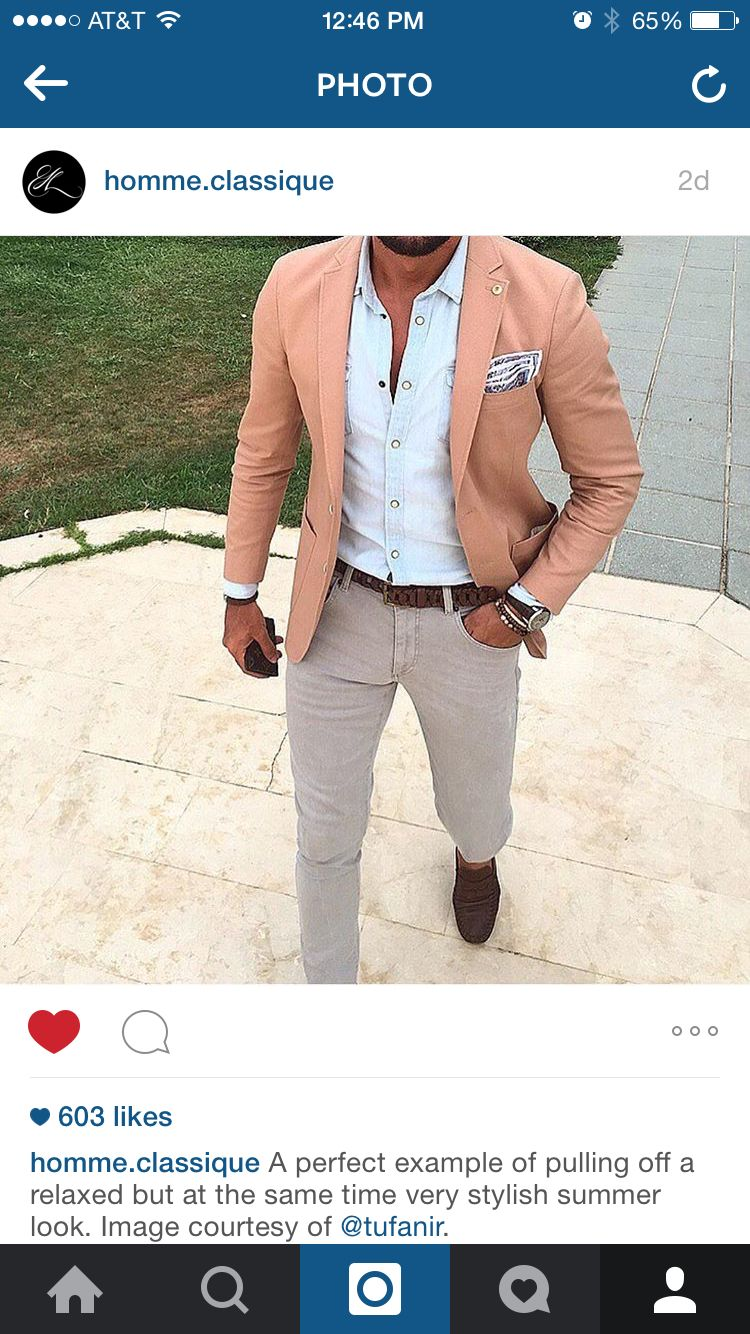 Check this out on ig blazers pinterest men wear dapper and