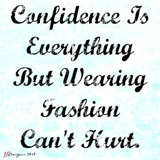 Mijn T-shirt-prints: Confidence