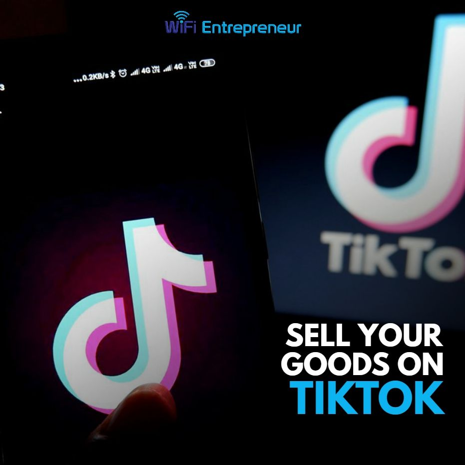 Small Business Owners Should Also Use Tiktok To Advertise Their Own Products This Is A Great Way To Use A Social Media Platform For Marketing And Make More Sal