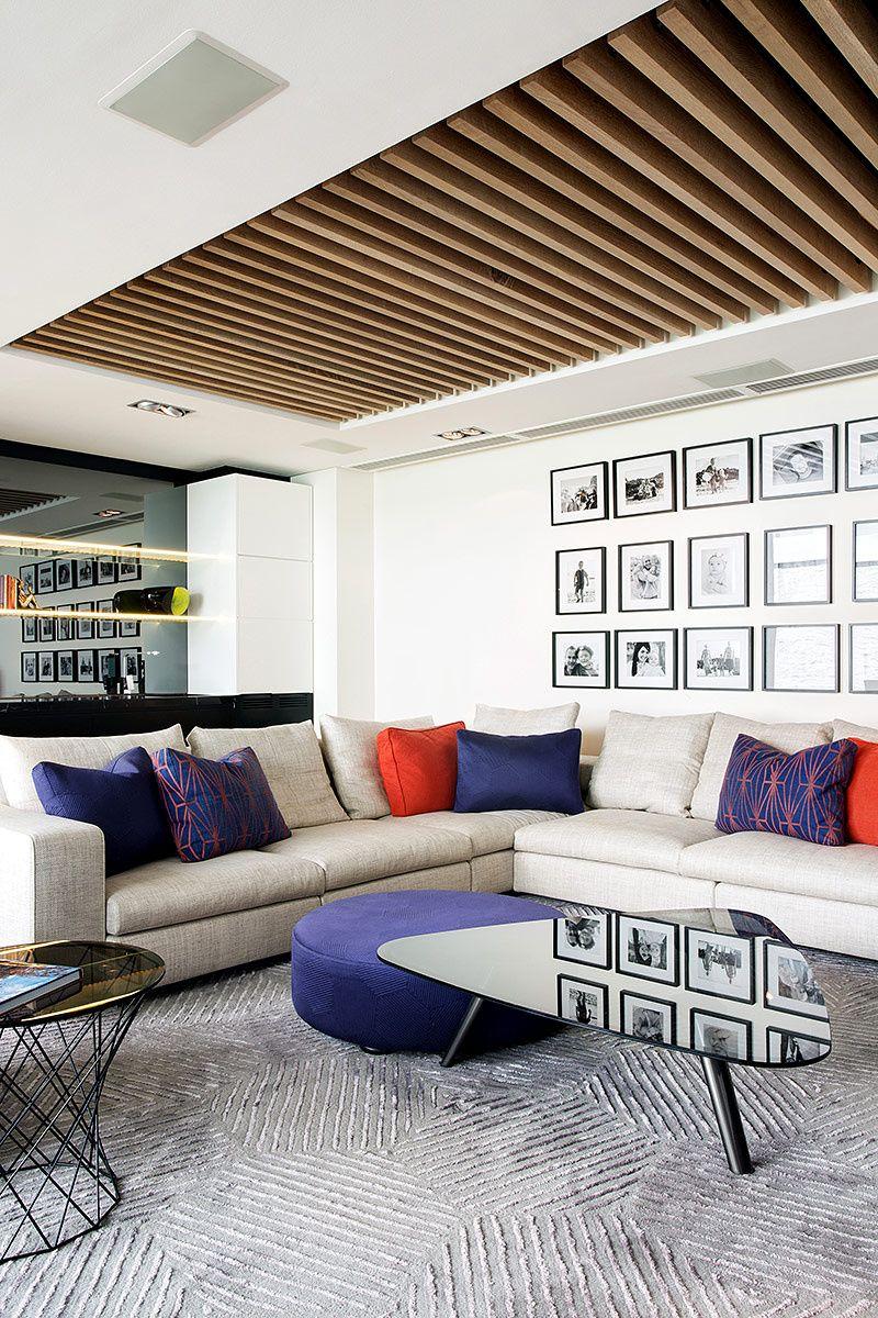 Casa sofisticada en Sudáfrica   Ceilings, Ceiling and Interiors