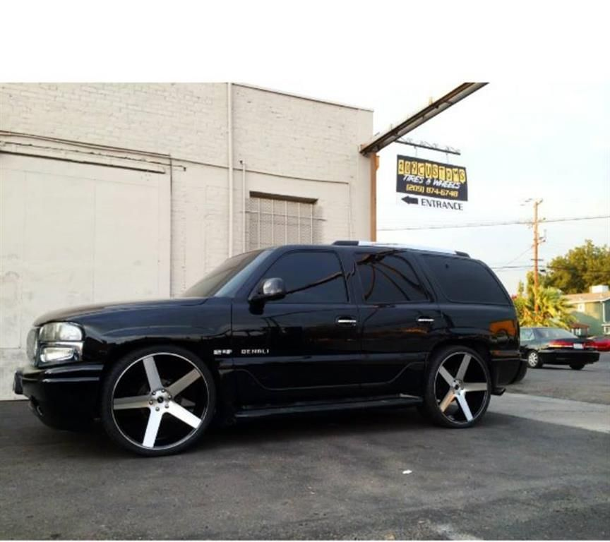 Gmc After Modification And Or Restoration By Strada Wheels