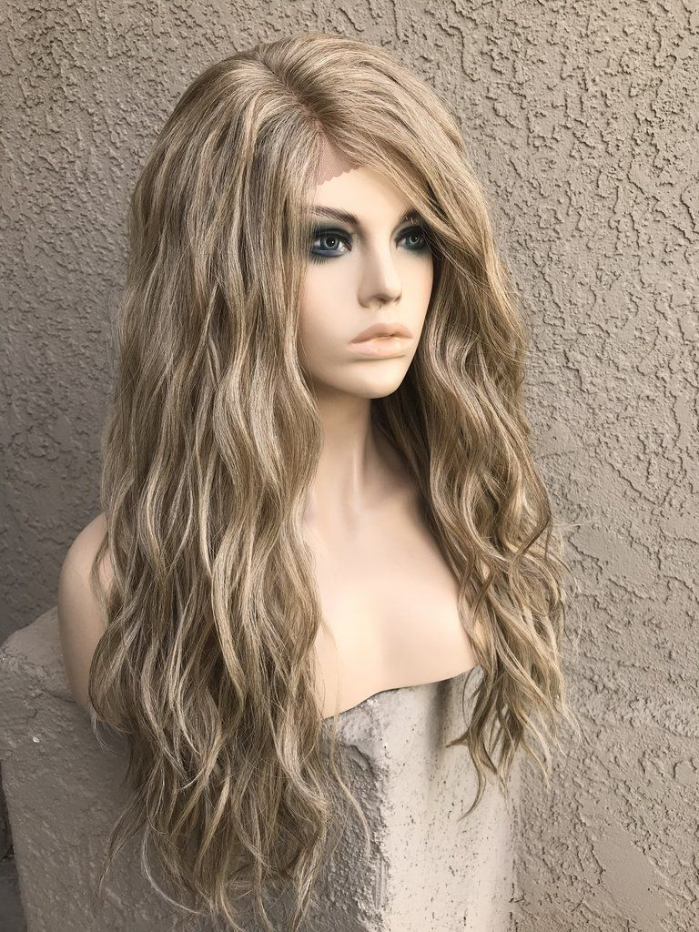 Elena lace front wig lace front wigs long hair styles wigs