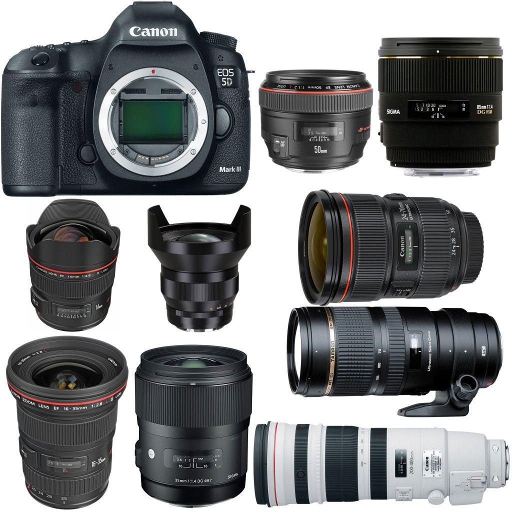 Best Lenses for Canon EOS 5D Mark III | Camera News at Cameraegg ...