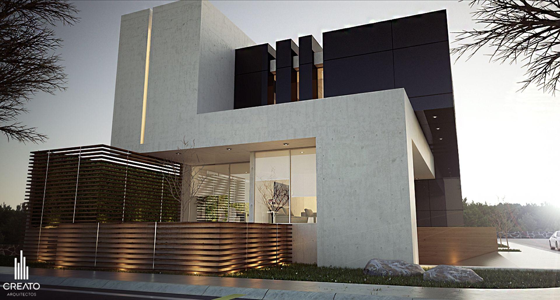 Provenza guadalajara mex creato arquitectos lomas for Casa minimalista guadalajara