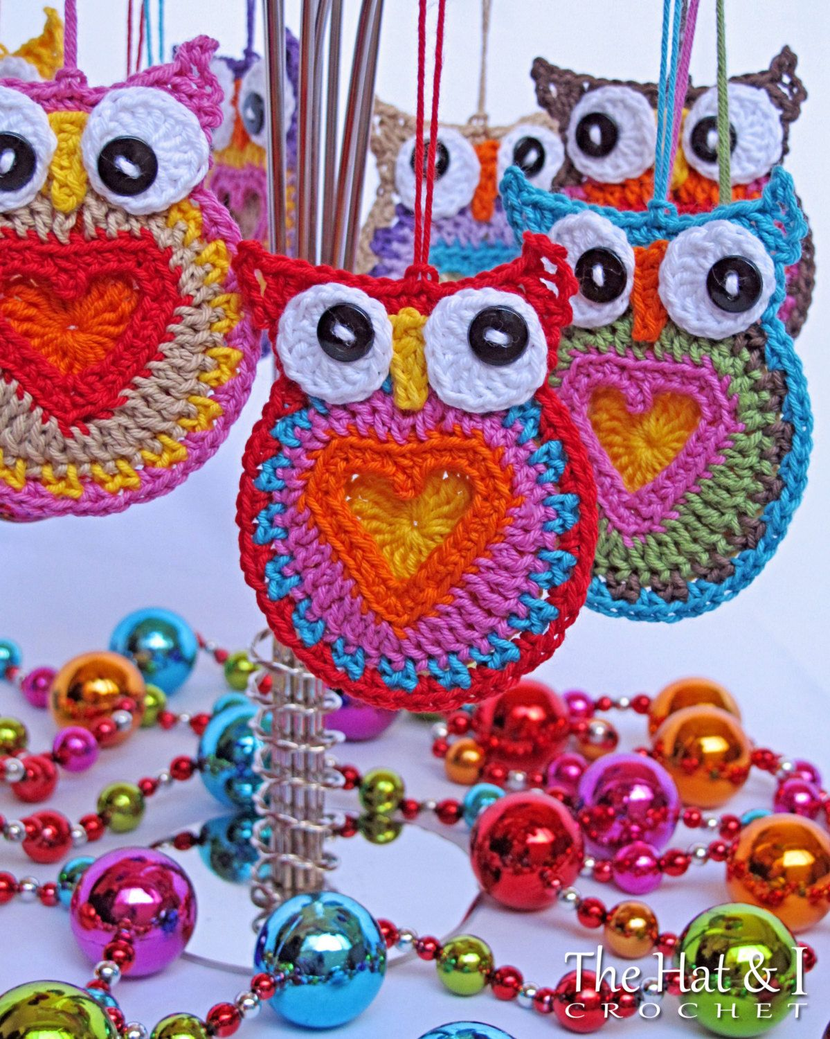 CROCHET PATTERN - Owl Always Love You - crochet owl pattern, owl ...