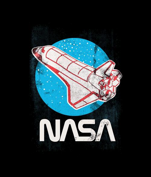 Nasa Retro T Shirt In 2020