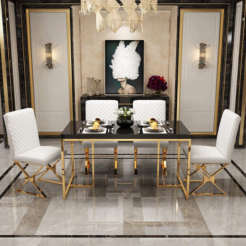 Prodcut Image Dining Room Table Decor Gold Dining Room Luxury Dining Room