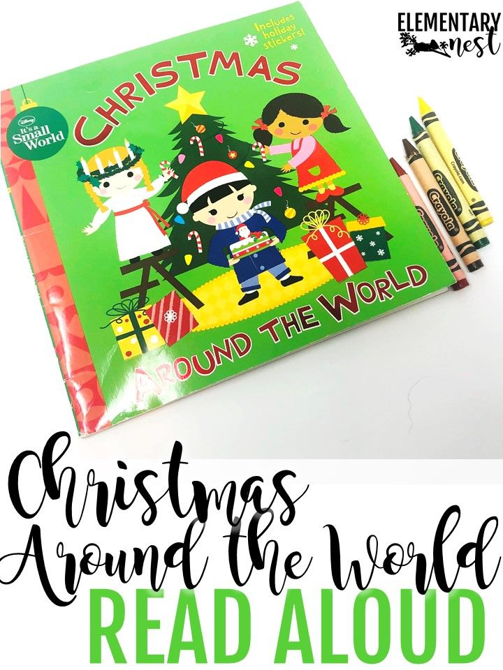 Christmas Around the World lesson plans and ideas