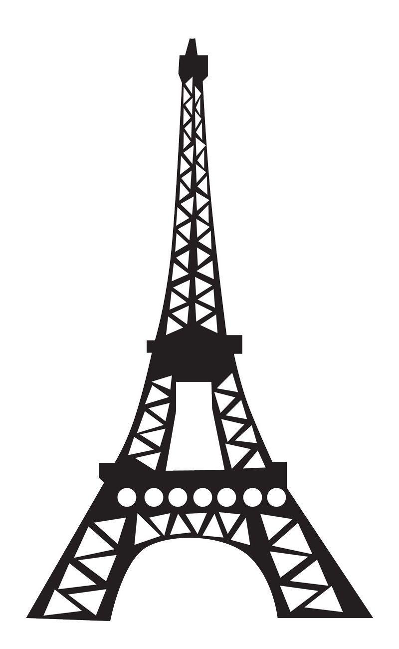 Pin De Artefenix En Ropa Torres Torre Eiffel Para Calcar