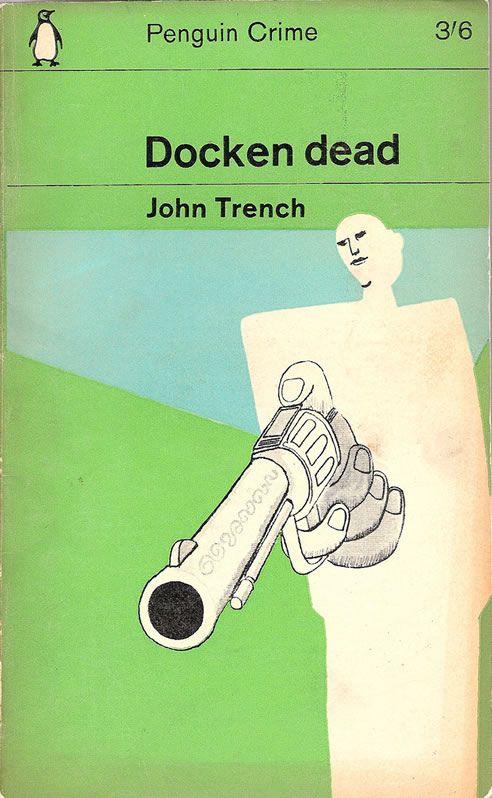 Book cover | Docken Dead | Alan Aldridge, 1961