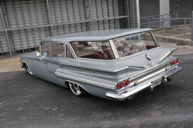 1960 chevy nomad wagon