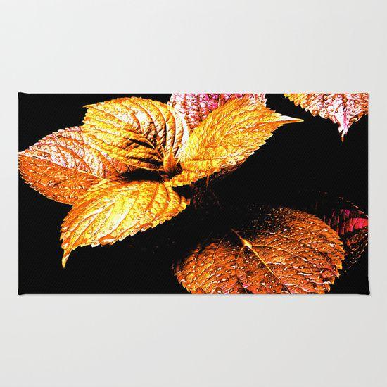 Autumn Blush Area & Throw Rug