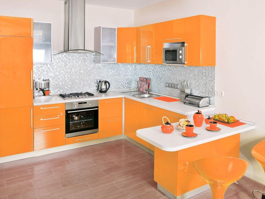 Coloured Kitchens