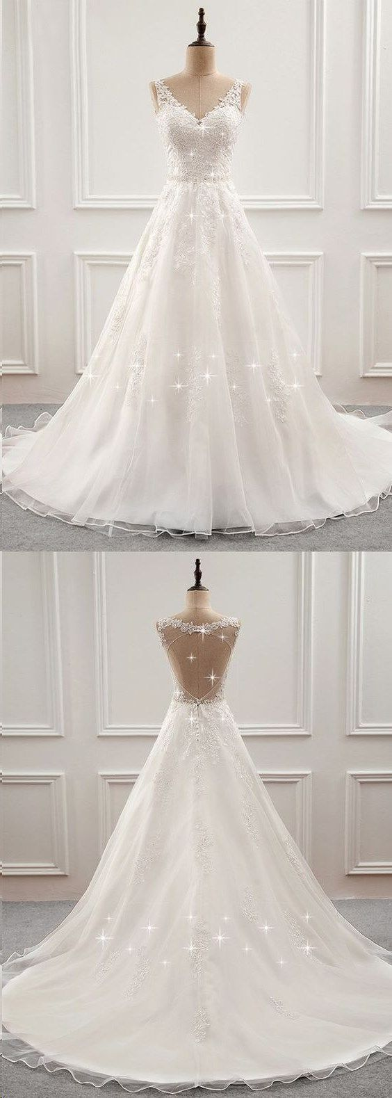 Brautkleider Ballkleider, Brautkleider Spitze, Brautkleider mit Trägern, Hochzeiten …