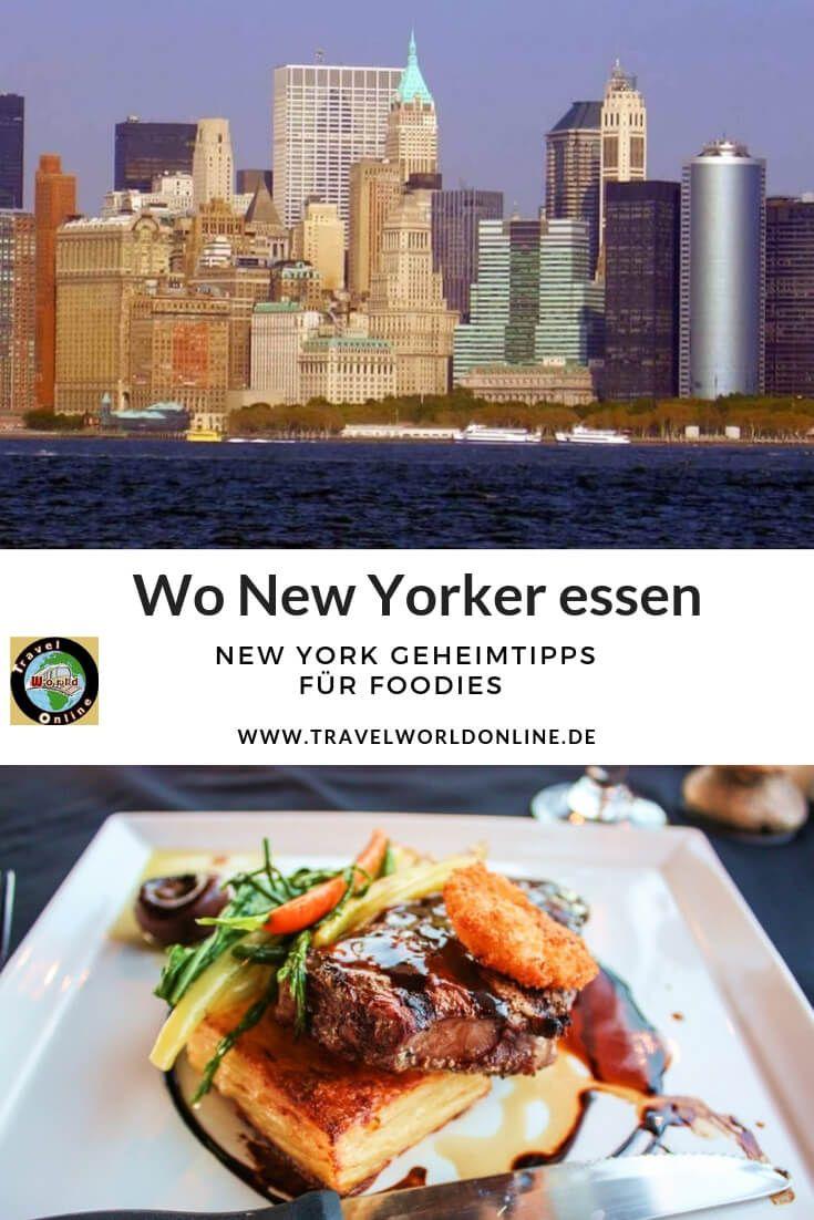 Wo New Yorker Essen New York Geheimtipps Fur Foodies New York Essen Essen New York