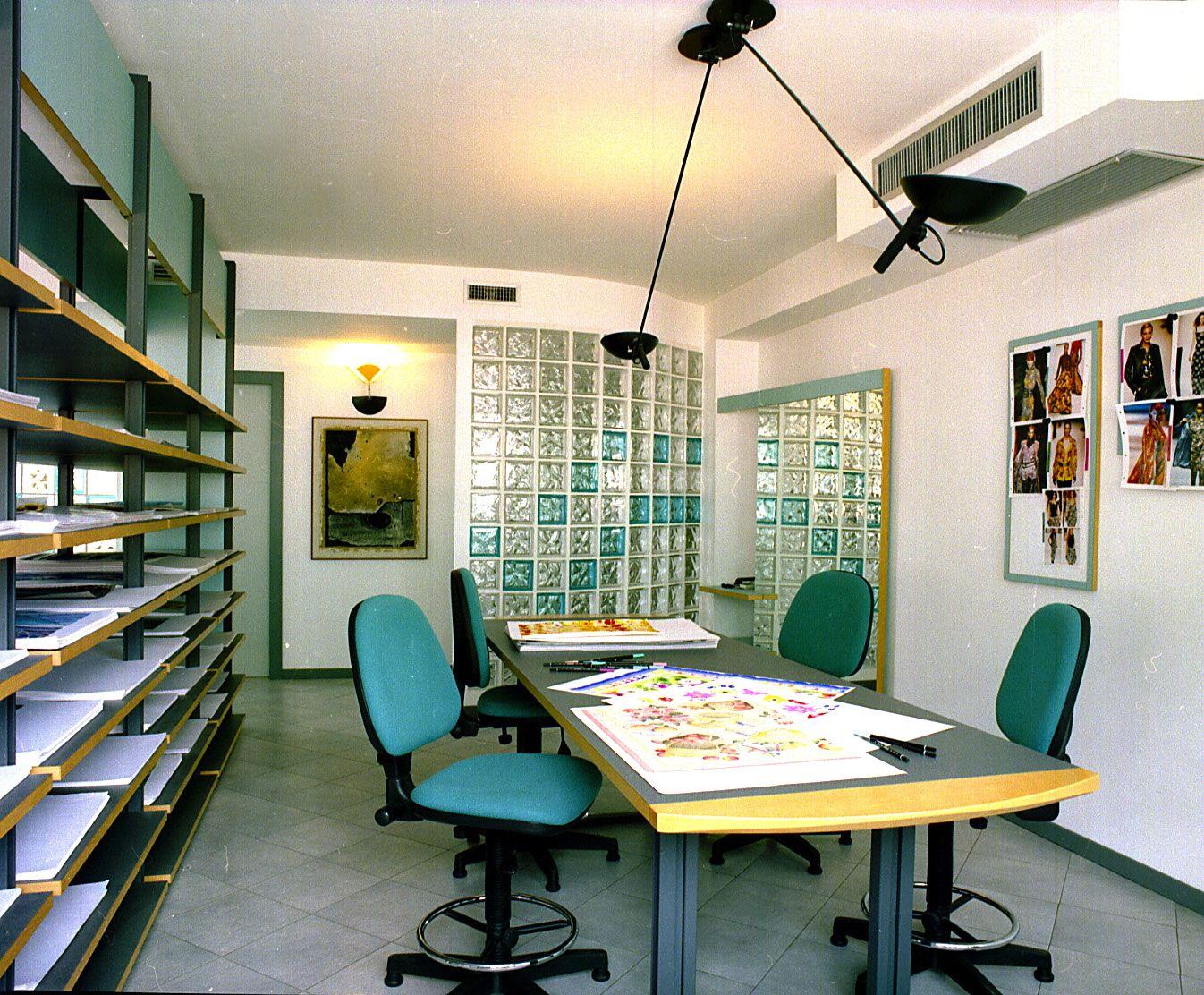 Ufficio Lavoro Milano : Area di lavoro ufficio milano pozzi arredamenti offices