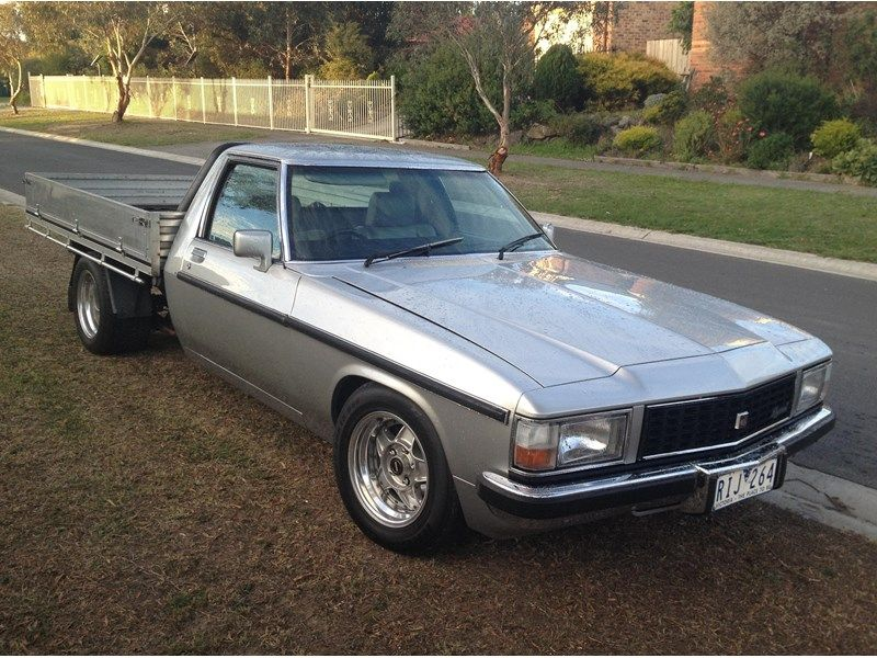 1981 HOLDEN ONE TONNER WB for sale | Cars from Holden | Pinterest ...