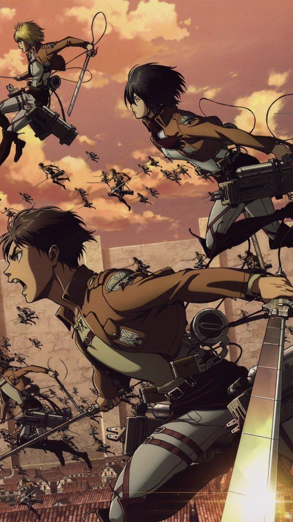 Kumpulan Foto-Foto Anime  - Attack On Titan