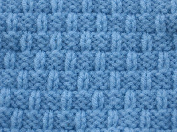 Halfknits Charity Knitting And Crochet Group 6 Inch Knitted Block