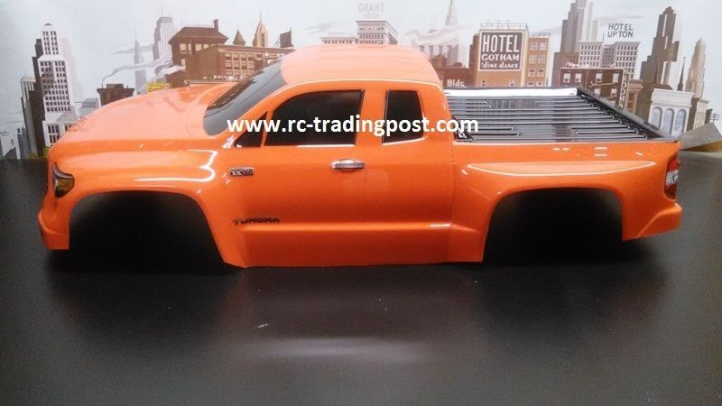 Custom Painted Body Toyota Tundra For 1 10 Rc Short Course Truck Traxxas Slash Ebay Toyota Tundra Toyota Tundra Trd Custom Paint