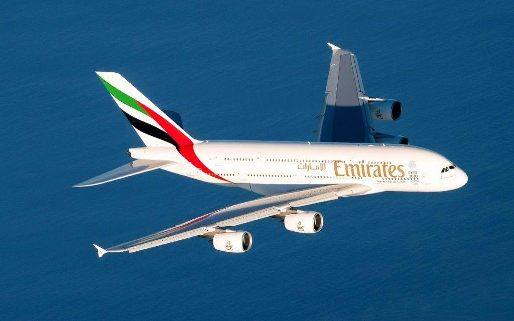 #DUBAI no maior aviao do mundo, agora de Guarulhos - SP