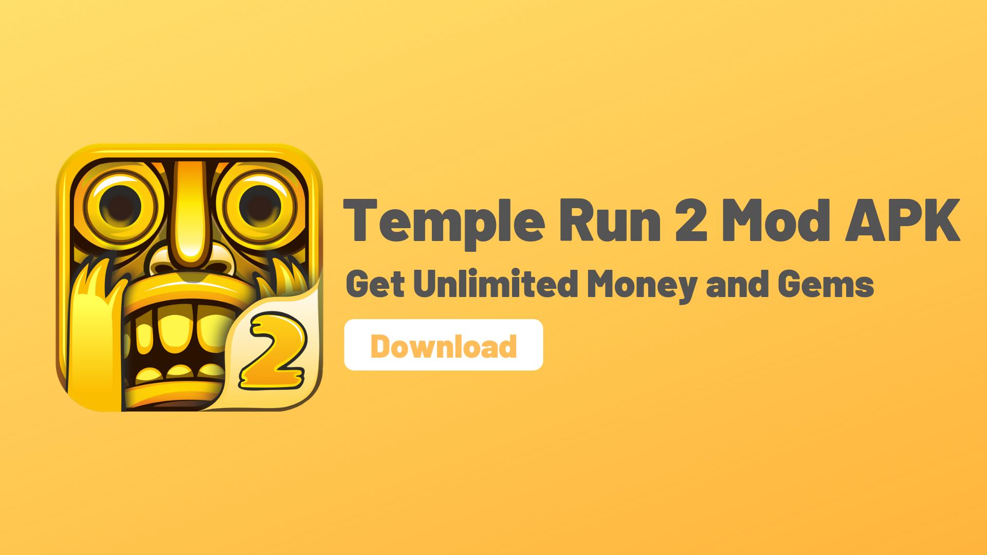Download Temple Run 2 MOD APK | Trending Tech | Latest Technology