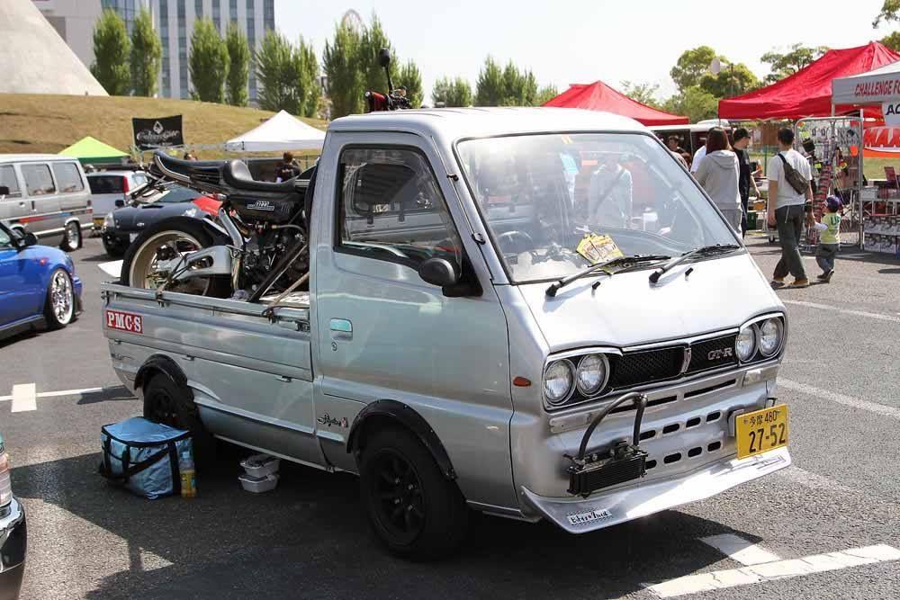 Suzuki Carry GT-R face lift