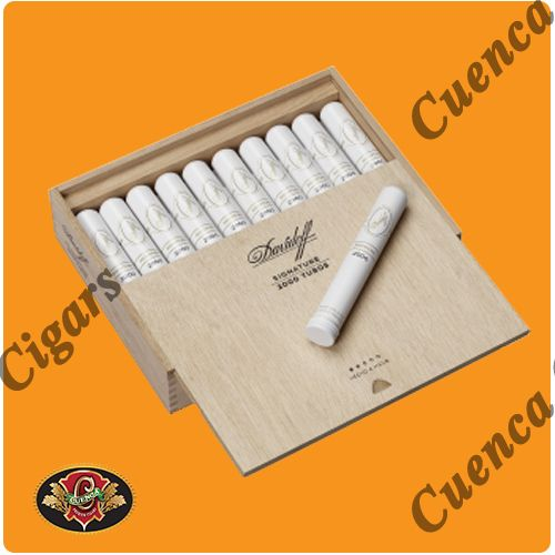 Davidoff Signature 2000 Tubos Cigars - Box of 20 - Price: $263.90