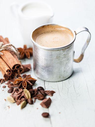 Chocolat chaud aux épices #falldrinks
