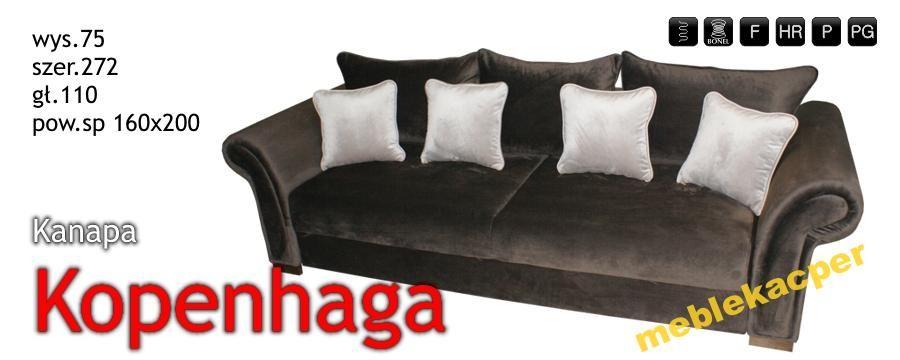 Kanapa Sofa Rozkladana Kopenhaga Raty 4729084034 Oficjalne Archiwum Allegro Love Seat Couch Furniture