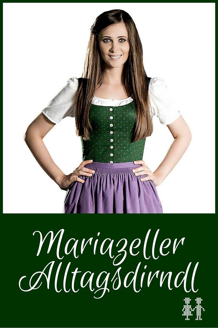 bcdcc16d2a5f7b Das Mariazeller Alltagsdirndl wird nicht nur im Wallfahrtsort selbst  getragen, sondern in der gesamten Region zwischen Seeberg und Annaberg.