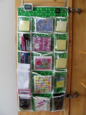 Simply Stashed Gear Pocket Organizers Craft Storage Pocket