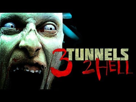 3 Tunnels 2 Hell | Full Horror Movie - YouTube | Horror movies and