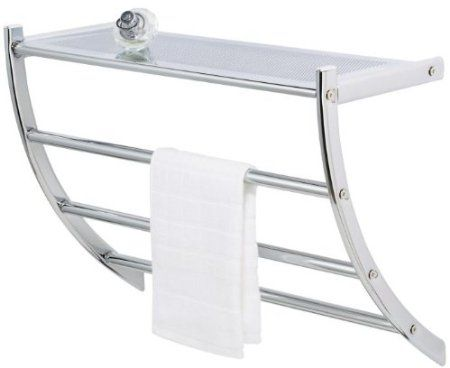 geneva curve wall mounted hotel towel shelf find it at shopwiki