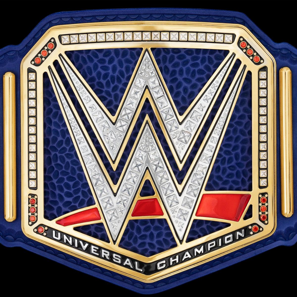 Photos Universal Title Turns Blue With The Fiend Bray Wyatt S Reign Bray Wyatt Universal Reign
