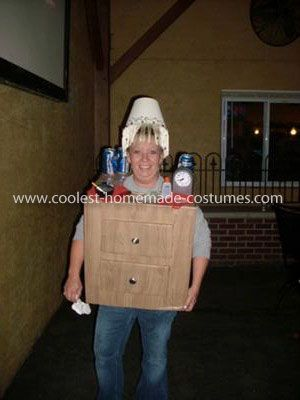 a one night stand costume