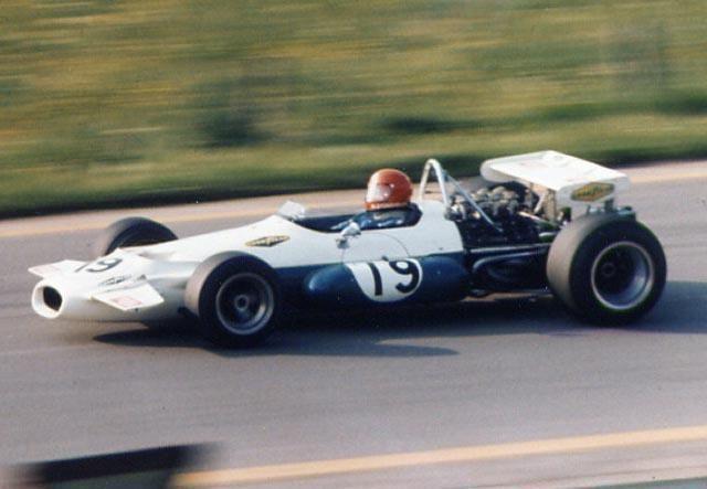 Rolf Stommelen Brabham Ford Formula