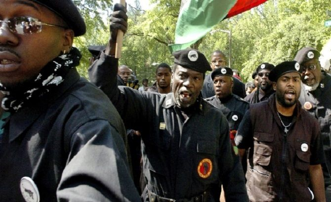 New Black Panther Party members were arrested for planning to kill Ferguson Police Chief Tom Jackson, St. Louis County Prosecuting Attorney Bob McCulloch, and
