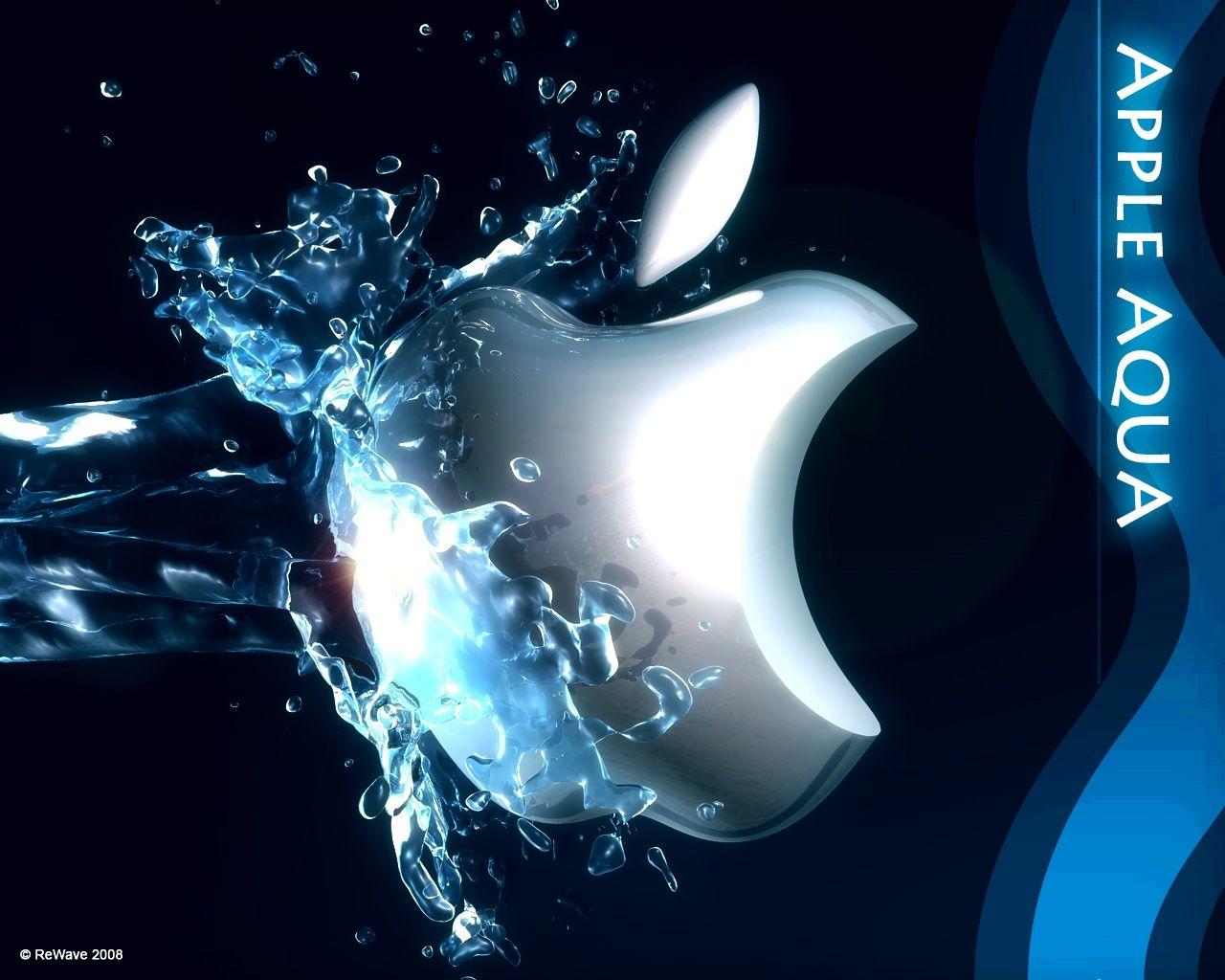 Apple Inc Wallpaper Apple Aqua Wallpapers Hd Wallpapers 92982 Apple Wallpaper Apple Iphone Wallpaper Hd Apple Logo Wallpaper Iphone